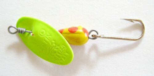 Trout Single Hooks Indicator Bait Trout Fishing Spinner Panther Martin 1g Pike