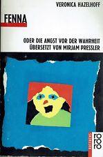 """Rotfuchs: V. Hazelhoff """" Venna - oder die Angst vor der Wahrheit """" ab 14 Jahre"""