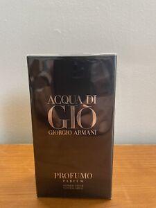 Acqua Di Gio Profumo by GiorgioArmani 4.2oz(125ml)Parfum Cologne for Men NEW