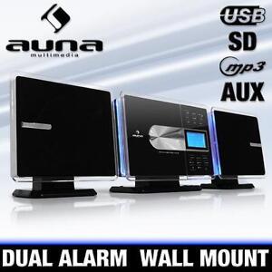 design hifi stereo musik kompakt anlage mp3 player cd. Black Bedroom Furniture Sets. Home Design Ideas