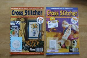 Cross-Stitcher-Magazines-Issues-15-amp-16-February-amp-March-1994