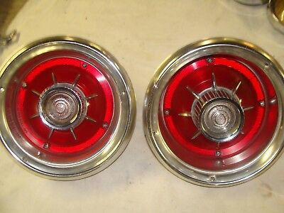 1963 Ford tail lights