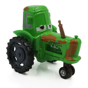Cars Toys Special Brown Green Tractor Diecast Toy Car 1 55 Loose Kids Vehicle Ebay