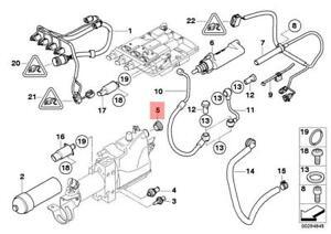 Genuine-BMW-E60-E61N-E63-E64-Coupe-Oil-Sump-Pan-Drain-Plug-OEM-23017838932