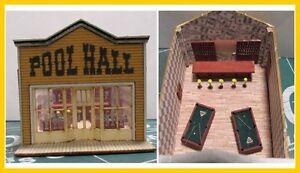 N scale Pool Hall Rslaerkits #3068