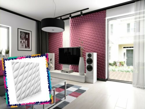 Luxury 3D Wall Ceiling Panel DESERT 60 x 60 Decorative Cladding Wallpaper Tile