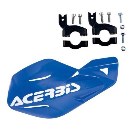 Fitting Kit Blue Yamaha YZ 125 YZ 250 2013 Acerbis Uniko MX Enduro Handguards
