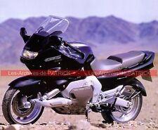 YAMAHA GTS 1000 1993 Fiche Moto 000044
