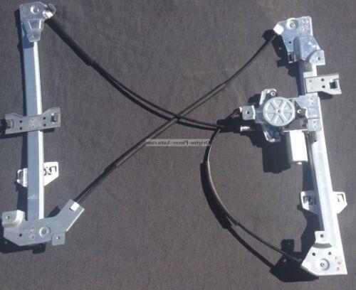Mecanisme Leve vitre gauche Citroen Berlingo Phase 2 Moteur