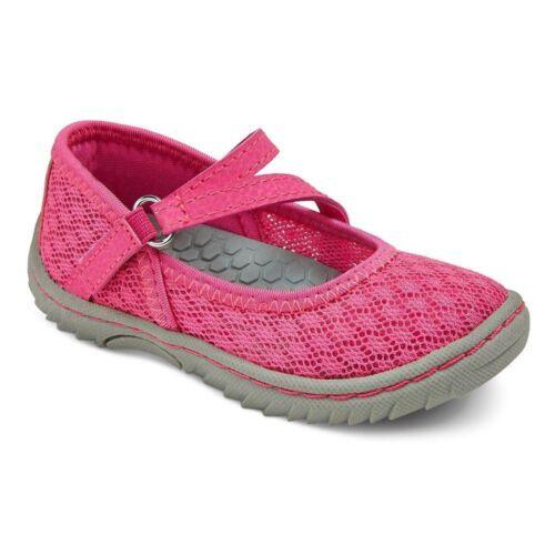 Shoes NEW Eddie Bauer Toddler Girl/'s Pink Summer Sandals