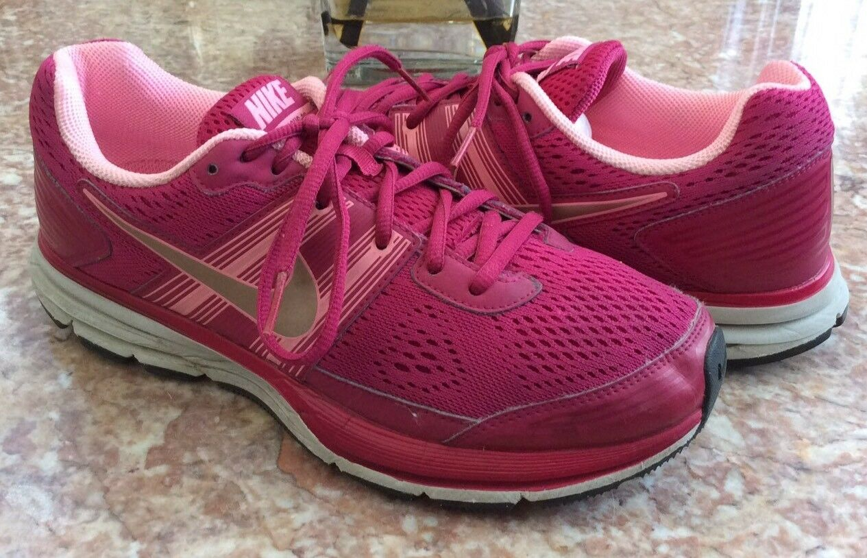 Nike Air Pegasus 29 + Women's Pinks Gold Running Training Shoes Sz10  The latest discount shoes for men and women