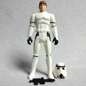 Vintage Star Wars 1984 dernier 17 Luke Stormtrooper complet et très bon état