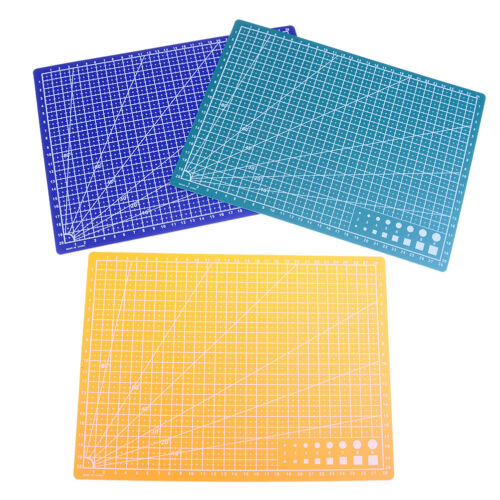 office stationery cutting mat board a4 size pad model hobby design craft toolsXJ