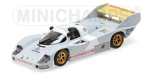 MINICHAMPS 400826700-Porsche 1 43 TEST 956K Sess Sess Sess P. Richard 82 72ec2b
