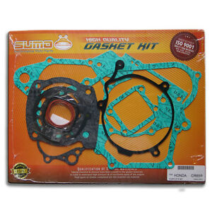 Honda-Full-High-Quality-Complete-Engine-Gasket-Kit-Set-CR-85-R-2005-2006-2007