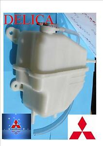 COOLANT HEADER EXPANSION TANK AND CAP FOR MITSUBISHI SPACE GEAR DELICA L400