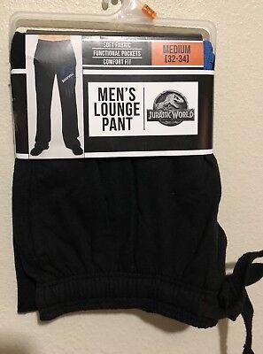 NEW Men/'s Jurassic Park T-Rex Size XX-Large 44-46 Soft Lounge Sleep Pants