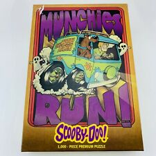 USAopoly Puzzle Scooby Doo - Munchies Run SW