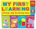 First Learning Pack by Bonnier Books Ltd (Novelty book, 2015)
