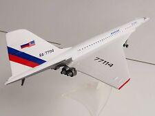 TUPOLEV TU-144LL NASA Supersonic Laboratory 1/200 Herpa 557481 TU-144 LL Tupolew