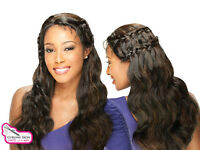 Freetress Equal Braid Hairline Lace Front Wig Frosty