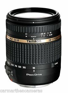 Tamron-Af-18-270mm-F-3-5-6-3-Di-II-Pzd-Lentille-Zoom-Macro-pour-Sony