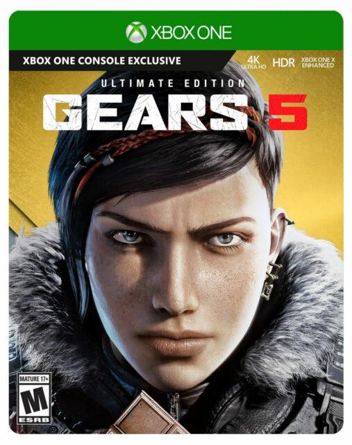 Gears of War 5 -- (Microsoft Xbox One)