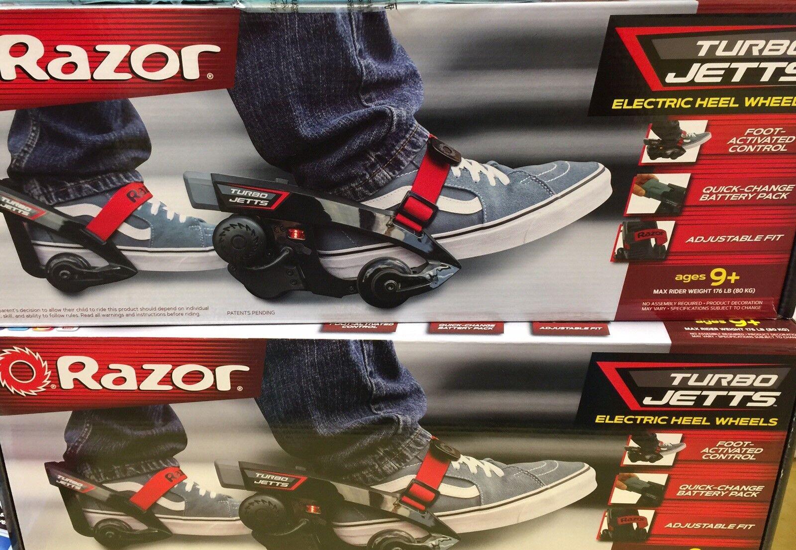 Razor Turbo Jett's Electric Heel Wheels