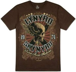 DéVoué Lynyrd Skynyrd T-shirt Sweet Home Alabama Size L Official Merchandise