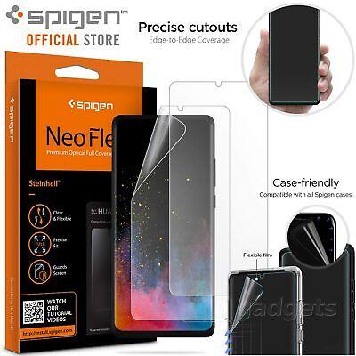 Huawei P30 Pro Screen Protector, Genuine SPIGEN Neo Flex Film 2PCS PER PACK