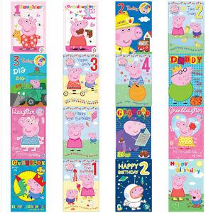 Peppa-Pig-Greeting-amp-Birthday-Cards