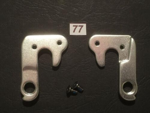 #77 Rear Derailleur Mech Gear Hanger Drop Out  Alloy For Norco Bicycle Frames