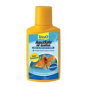 Tetra AquaSafe Goldfish 100ml Biocondizionatore