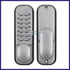 Asec 2300 Mechanical Push Button Digital Lock ***With Holdback***