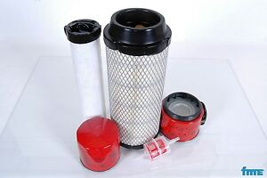 Business & Industrie Filter Filterset Atlas Copco Qas 40 Kd Motor Kubota V3800dit Filter