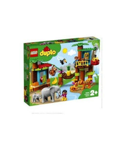 Lego - Lego  Duplo 10906 Isola tropicale - 5702016371017  tutto in alta qualità e prezzo basso