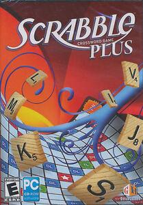SCRABBLE-PLUS-Crossword-Board-Game-for-Windows-XP-Vista-PC-Brand-New
