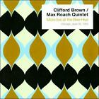 More Live at the Bee Hive by Clifford Brown/Max Roach Quintet (CD, Jun-2006, 2 Discs, Rare Live)
