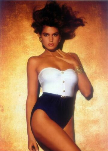 CINDY CRAWFORD Show 80/'s /& 90/'s Posters Teen TV Movie Poster 24 X 36 101