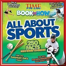 Time For Kids Book of How: All About Sports-ExLibrary