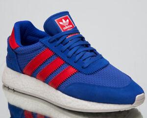 15527795b72 adidas Originals I-5923 New Men s Lifestyle Shoes Blue Red 2018 ...