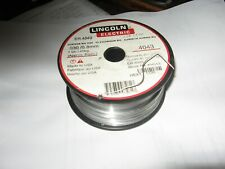 Mig Welding Wire Aluminum Lincoln Electric Ed030310 Er4043045spool 1