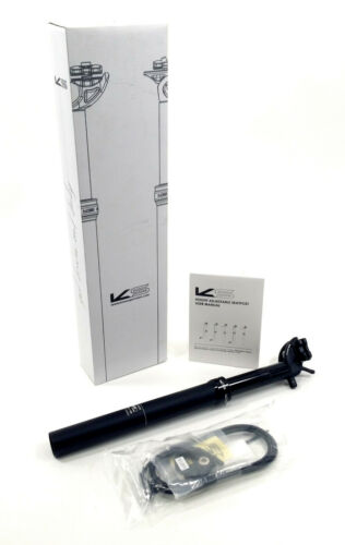 Kind Shock KS eTen 125mm Dropper Seatpost Post with Remote 30.9 x 445mm