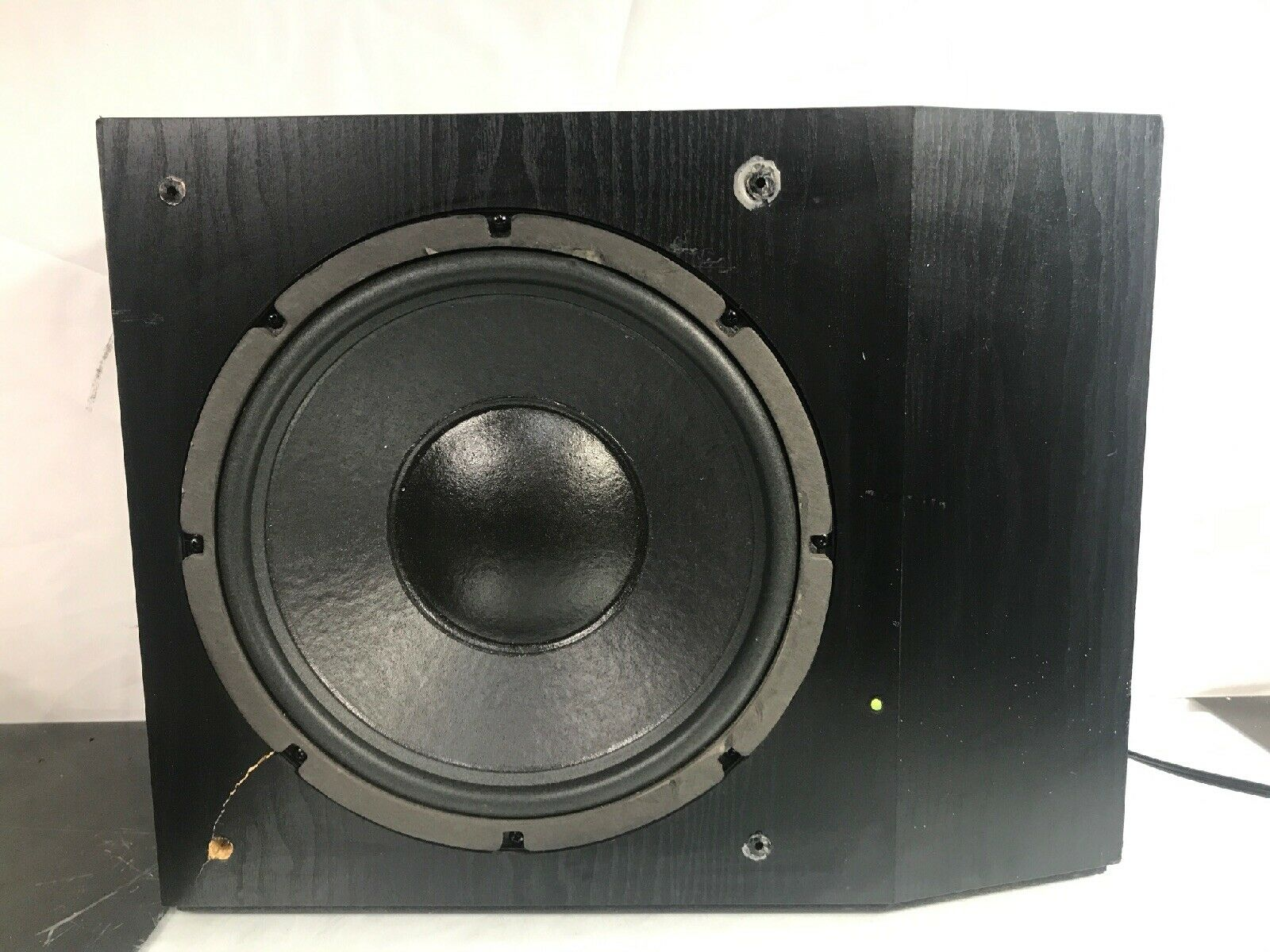 JBL PS120 Compact Powerot Subwoofer With Subwoofer Cable