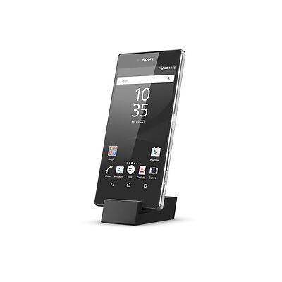 Sony Original DK52 - Base dock de carga micro USB, Negro, Estación de conexión