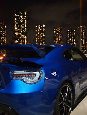 Zero Sports Toyota GT86 Subaru BRZ Scion FRS  Crystal Blue LED Taillights