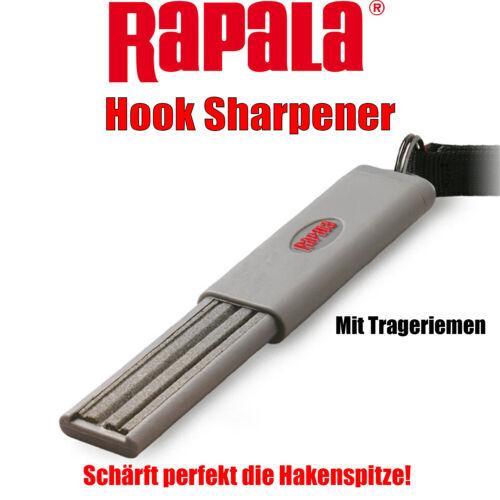 Hakenschärfer Hakenschleifer Hakenschleifstein Rapala Hook Sharpener
