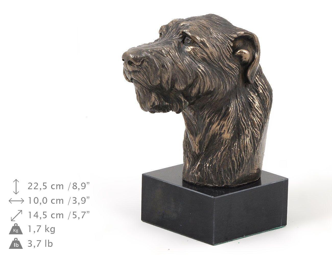 miglior reputazione Levriero irlandese - statua di cane, cane, cane, edizione limitata Art Dog IT  bellissima