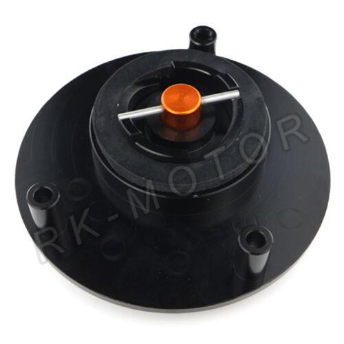 Gas Fuel Tank Cap Cover For Yamaha MT-01 MT-03 MT-07 MT-09 MT-10 FZ-07 FZ-09