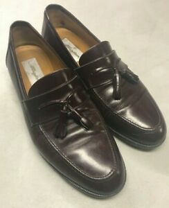 Mezlan Mens Dress Shoes Brown Leather